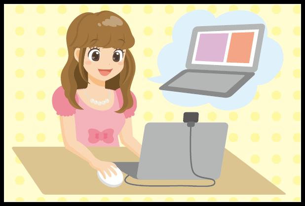 1.パソコンから管理画面へログイン
