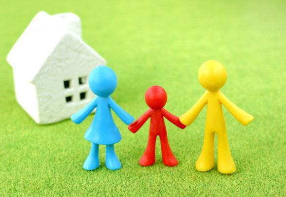 家庭のイメージ